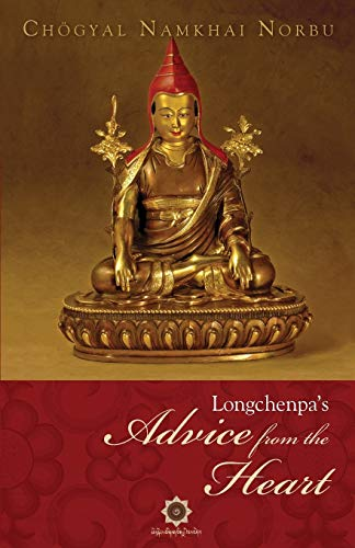 9788878341029: Longchenpa's Advice from the Heart
