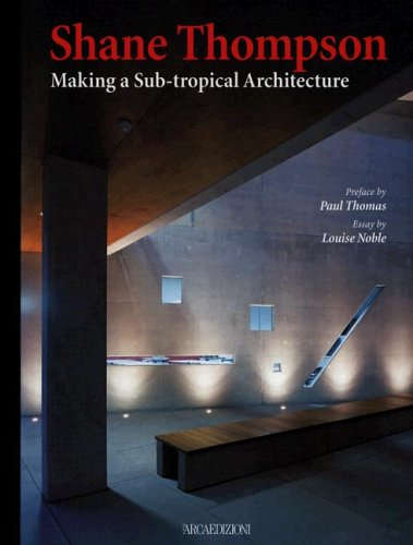 Making a Sub-tropical Arhitecture