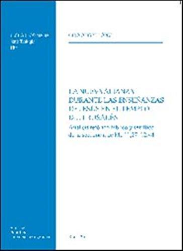 9788878392168: Nueva Alianza (Tesi Gregoriana Teologia)