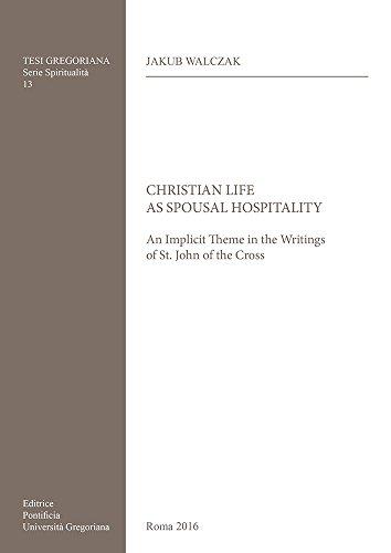 Christian Life As Spousal Hospitality: An Implicit: Walczak, J.