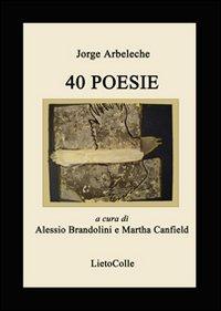 9788878485099: Quaranta poesie. Ediz. multilingue (Altre terre)