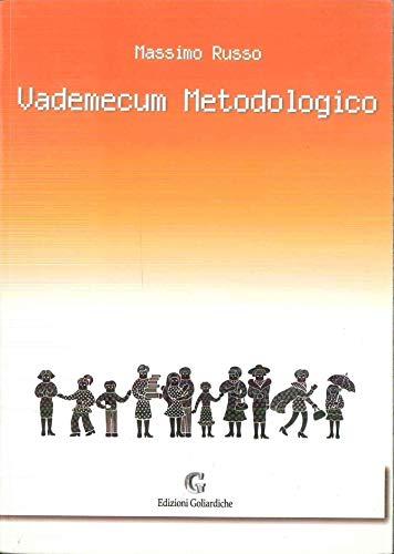 9788878730052: Vademecum metodologico