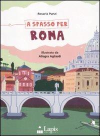 9788878742178: A spasso per Roma
