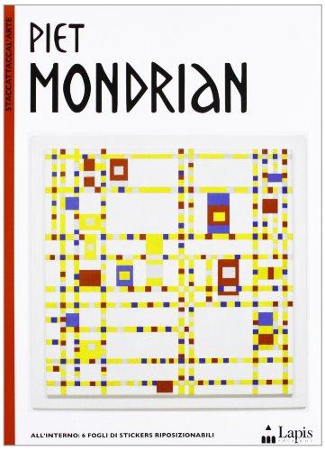 9788878742758: Piet Mondrian (Staccattaccal'arte)
