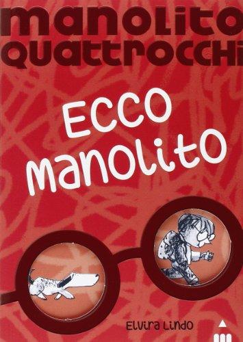 9788878743250: Ecco Manolito. Manolito Quattrocchi