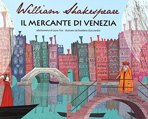 9788878744141: Il mercante di Venezia da William Shakespeare