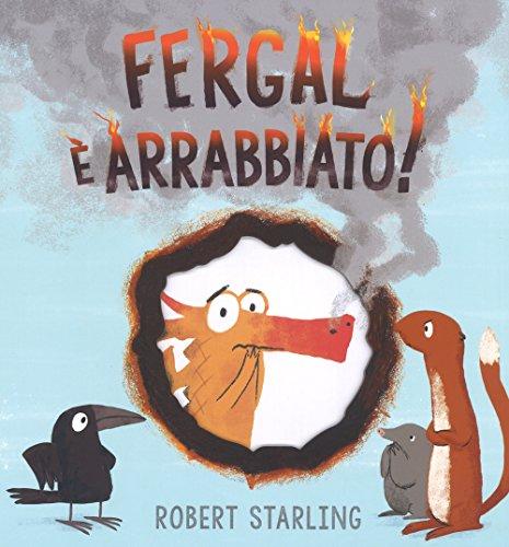 9788878745834: Fergal è arrabbiato! Ediz. a colori