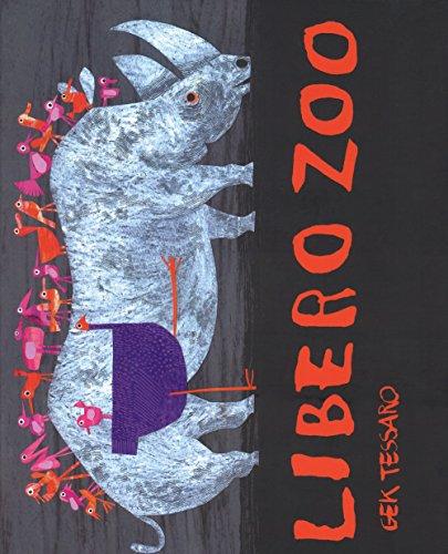 9788878746220: Libero zoo. Ediz. a colori
