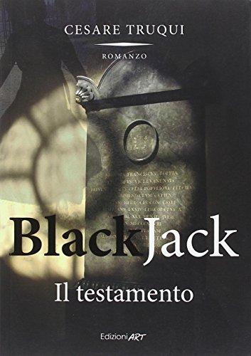 9788878791725: Black Jack. Il testamento