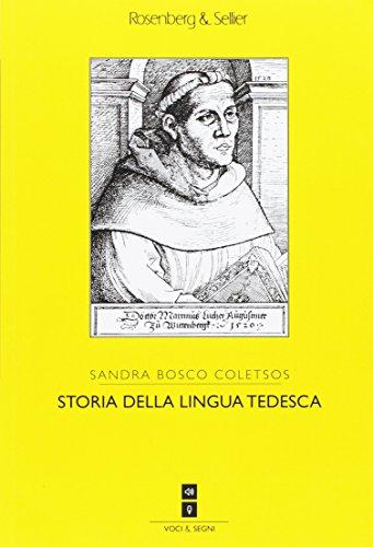 Storia della lingua tedesca: Bosco Coletsos, Sandra