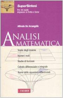9788878872264: Analisi matematica