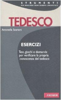 9788878872516: Tedesco. Esercizi (Strumenti)