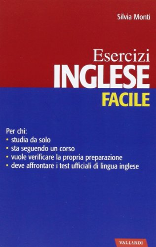 9788878872929: Inglese facile. Esercizi
