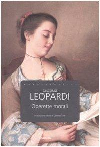 9788878993358: Operette morali