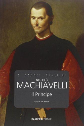 9788878994768: Il principe