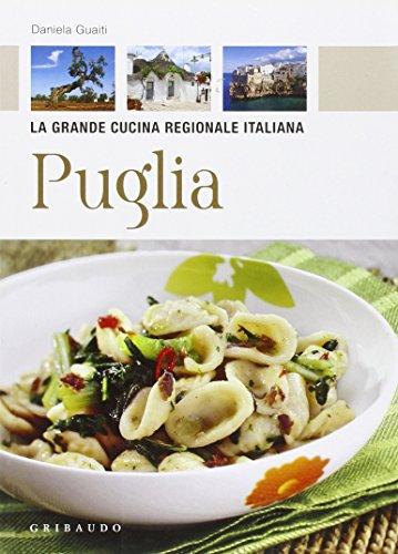 9788879068390: La Grande Cucina Regionale Italiana: Puglia
