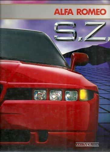 9788879110143: Alfa Romeo SZ