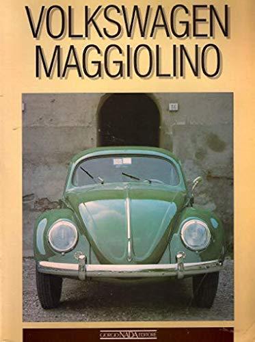 9788879110174: VOLKSWAGEN MAGGIOLINO : LE VETTURE CHE HANNO FATTO LA STORIA