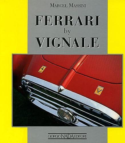 Ferrari by Vignale: Marcel Massini