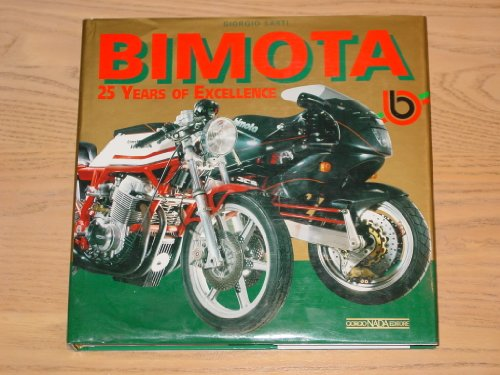9788879111980: Bimota. 25 years of excellence