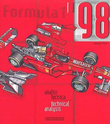 9788879112000: Formula uno 1998. Analisi Tecnica.