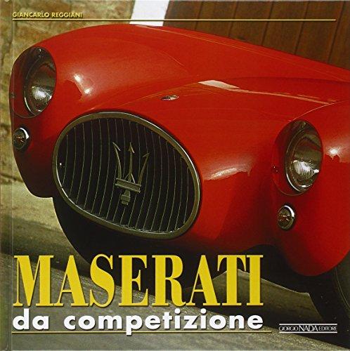 9788879112505: Maserati da competizione