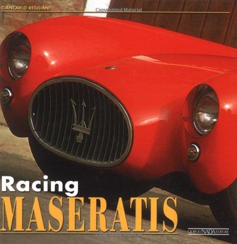 Racing Maseratis: Reggiani, Giancarlo
