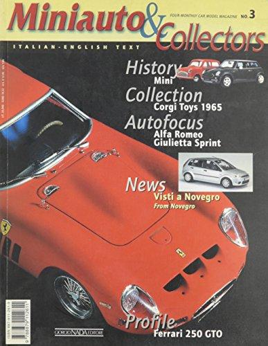 Miniauto & Collectors 2002: Mini, Corgi Toys