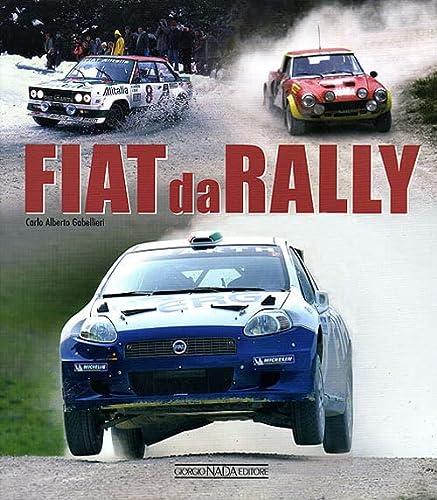 9788879113847: Fiat da rally