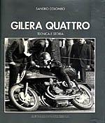 9788879114004: Gilera Quattro Tecnica e Storia