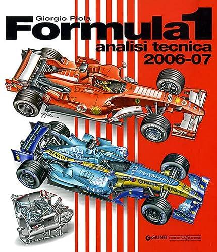 9788879114073: Formula 1 2006-2007. Analisi tecnica
