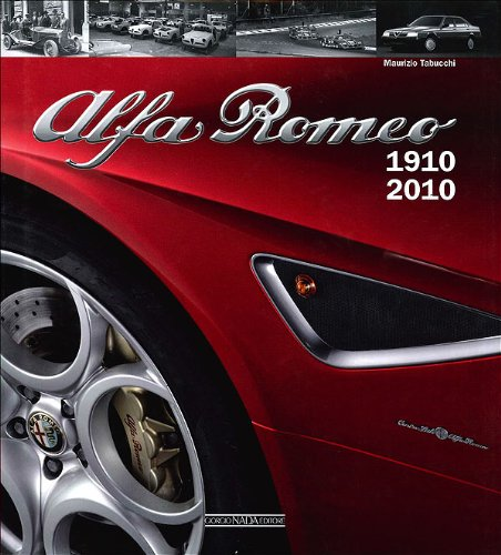 9788879115025: Alfa Romeo 1910-2010