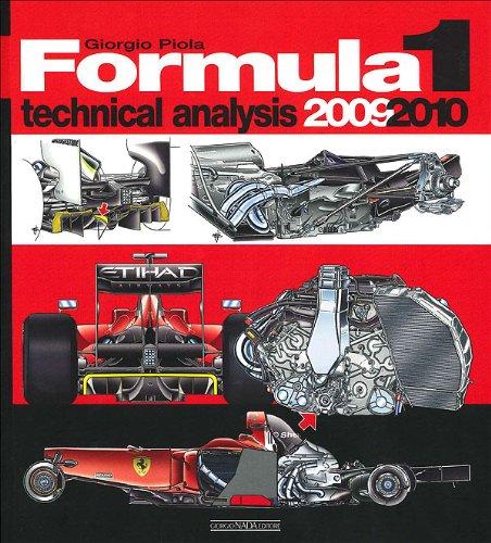 9788879115087: Formula 1 2009-2010. Technical analysis. Ediz. illustrata (Tecnica auto e moto)