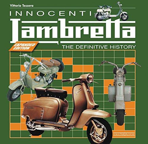 Innocenti Lambretta: The Definitive History - Expanded Edition: Tessera, Vittorio