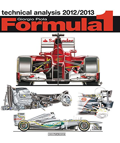 9788879115797: Formula 1 2012-2013. Technical analysis (Tecnica auto e moto)
