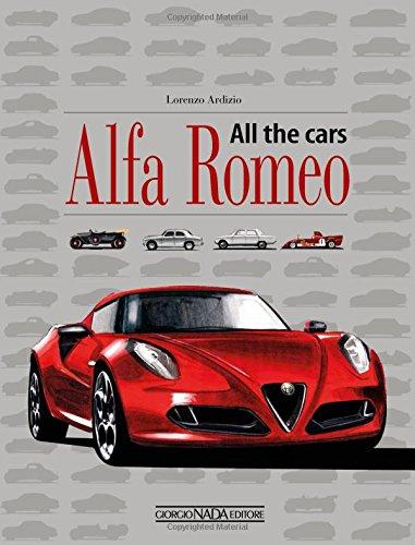 Alfa Romeo All the Cars: Ardizio, Lorenzo
