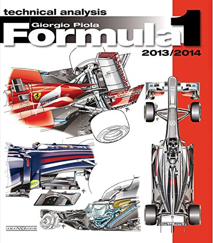 9788879115971: Formula 1 2013/2014: Technical Analysis (Formula 1 World Championship Yearbook)