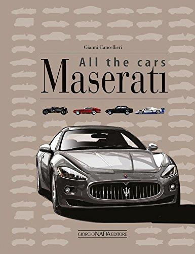 Maserati all the cars (Marche auto): Cancellieri, Gianni