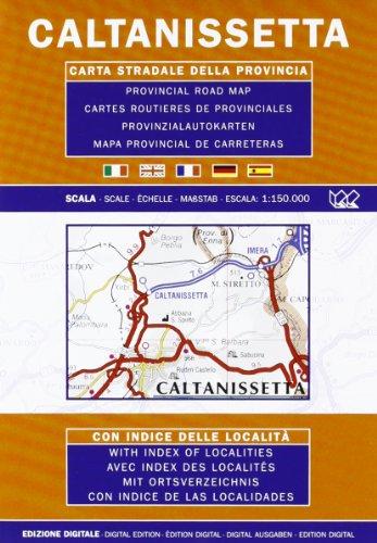 9788879142779: Caltanissetta Sicily (English, Spanish, French, Italian and German Edition)