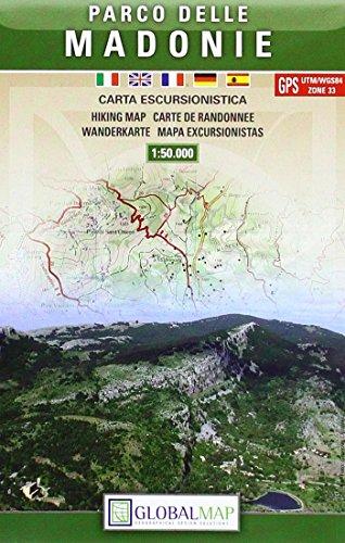 9788879144933: Parco delle Madonie. Carta escursionistica 1:1.50.000