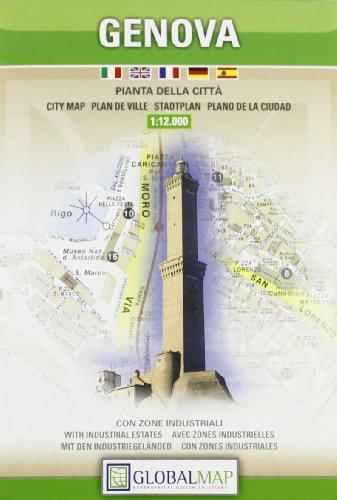 9788879146258: Genoa {Genova}, Italy (English, French, Italian and German Edition)