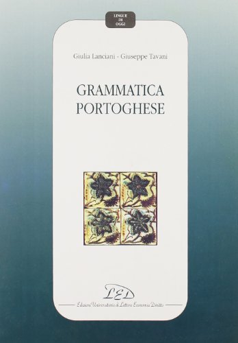 9788879160285: Grammatica portoghese