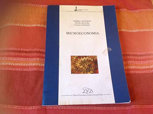 9788879162616: Microeconomia
