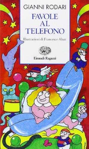 9788879261135: Favole Telefono