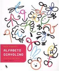 Alfabeto diavolino - Gregoretti, Paola