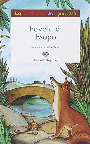 9788879267564: Favole di Esopo