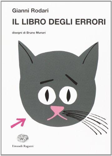 9788879268806: Il libro degli errori (La biblioteca di Gianni Rodari)