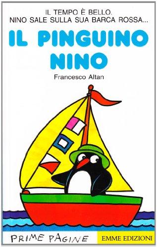 9788879271042: Il pinguino Nino