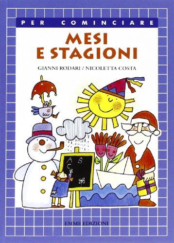 9788879272971: I Mesi E Le Stagioni (Italian Edition)