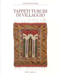 9788879290623: Tappeti turchi di villaggio